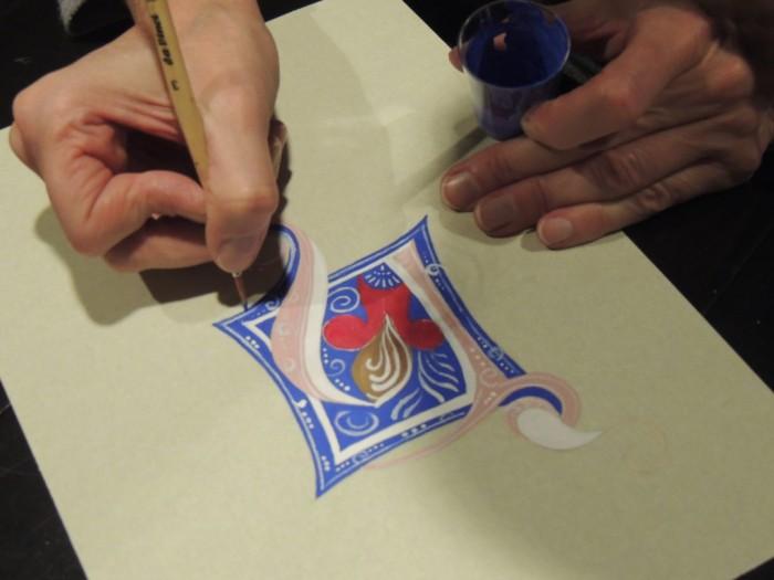 Corso di Miniatura Medievale
